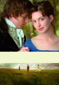 Джейн Остин,экранизация любовных романов,интересные психологические тесты