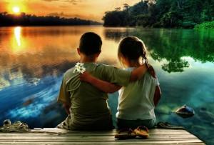 Дружба и любовь. Отношения мужчина и женщина.