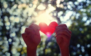 любовь в твоих руках