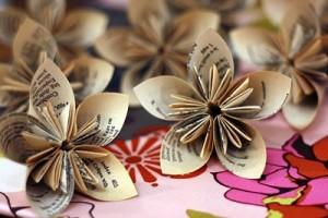 прежняя любовь,любить сегодня, оригами любовь