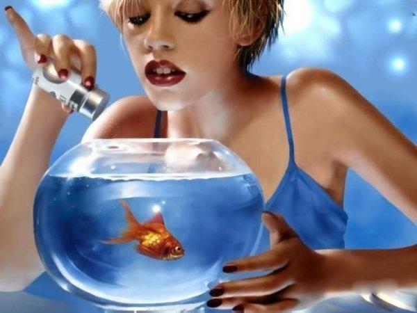 Золотая рыбка Сексология Сексуальность